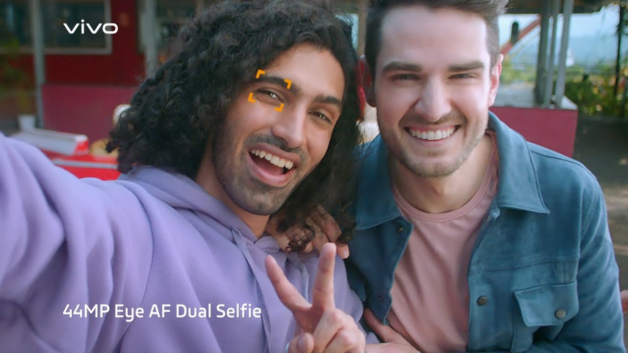 #vivoV20Pro | Incredible Photos with Dual Front Camera | Buy Now for #DelightEveryMoment