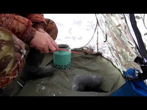 видео ловля налима в башкирии