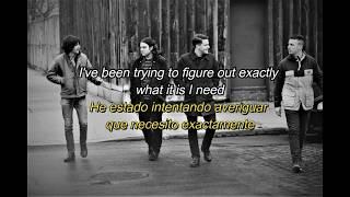Arctic Monkeys - Reckless Serenade lyrics (Sub. Español)