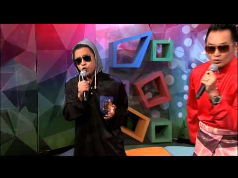 MeleTOP - Mawi feat Dato' AC Mizal 'Al Haq...Yang Satu' [15.10] (Persembahan LIVE)
