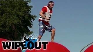 Epic Red Ball Run | Wipeout