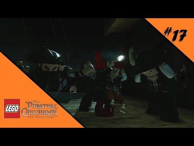 DIE RACHE DER KÖNIGIN ANNE ☠ Let's Play LEGO Pirates of the Caribbean #17