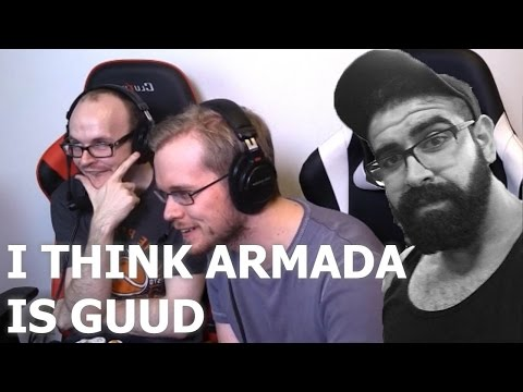 Armada impersonates Alex19 - Armada in the MVG HOUSE