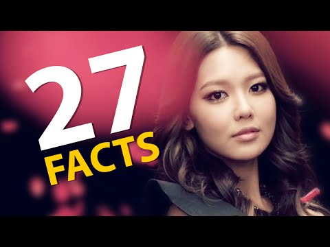 27 Facts about Girls' Generation's Choi Sooyoung l @Soshified