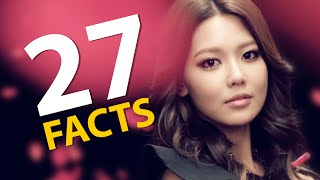 Download 27 Facts about Girls' Generation's Choi Sooyoung l @Soshified MP3 song and Music Video