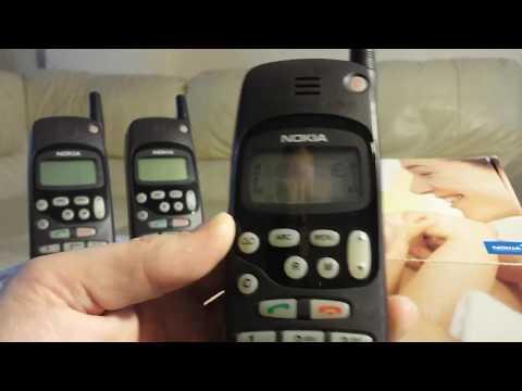 Retro phone Show Nokia NHE 5SX and NHE5NX