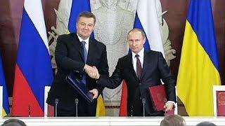 Не с пустыми руками: президенту Украины Москва дает деньги и газ(, 2013-12-17T19:20:37.000Z)