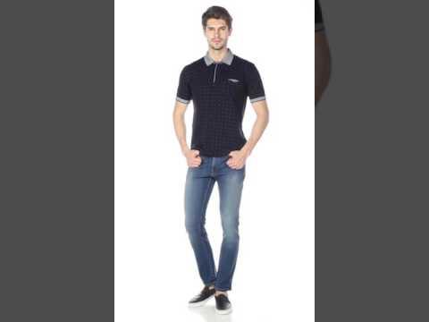 Ascot by Westside Blue Slim Fit Jeans