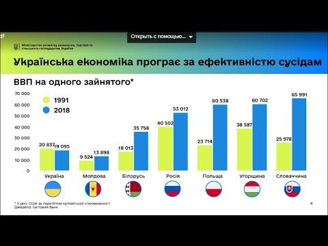 Стратегия экономики Украины до 2024 года. КАК ЖЕ ВЫ БУДЕТЕ ЖИТЬ