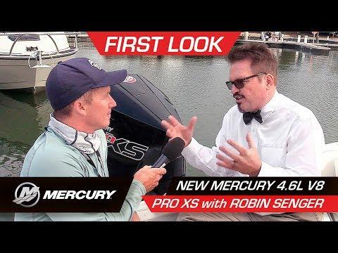 Mercury 4.6L V8 | ProXS with Robin Senger