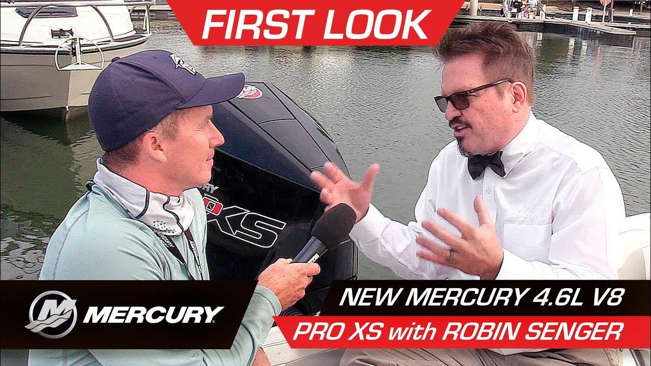 Mercury 4 6L V8   ProXS with Robin Senger - YouTube
