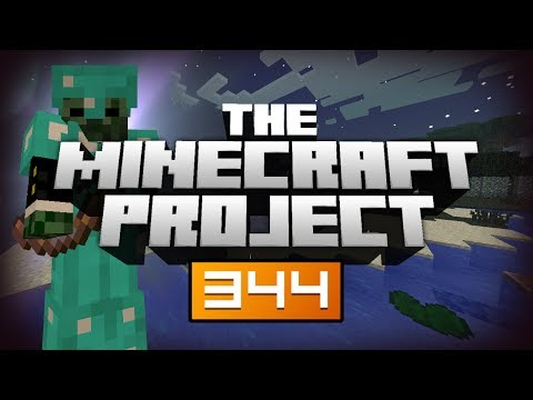 The Mining Laser! - The Minecraft Project Episode #344