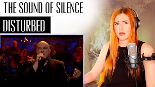 VOICE COACH REACTS | Disturbed THE SOUND OF SILENCE... 4m 25s of contemplating ones life choices.