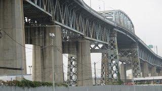 Exploring the Crumbling Kosciuszko Bridge in New York