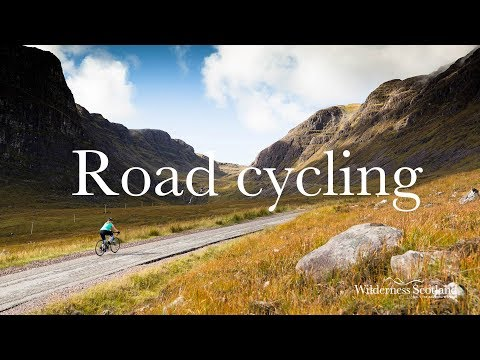 Road Cycling with Wilderness Scotland