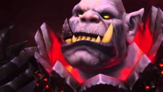 Warlords of Draenor Alliance Cinematics