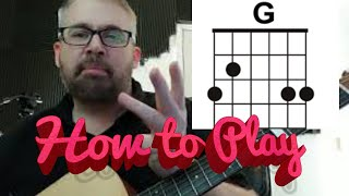 Luke Combs - She Got The Best Of Me - How to Play on Guitar - Capo - Chords