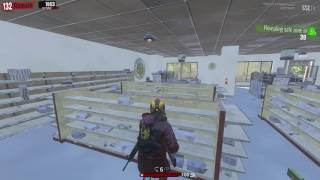 H1Z1 KOTK - The Shotgun is Broken!!!!