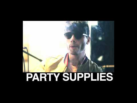 FluxCity Interview with Party Supplies