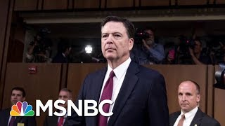 The insights From James Comey's Memoir | MSNBC
