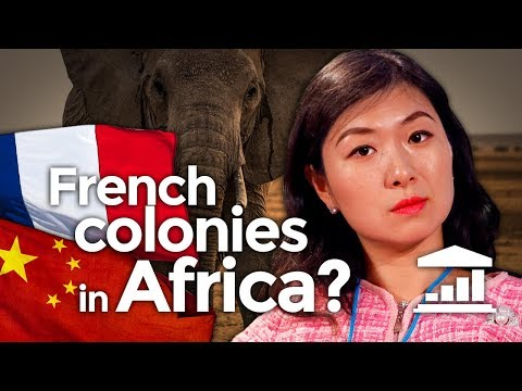 CHINA vs FRANCE: Battle for AFRICA? - VisualPolitik EN
