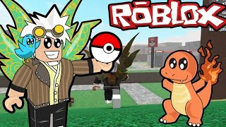 Roblox / Project Pokemon / Tweeter, I choose YOU! / Gamer Chad Plays