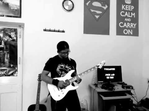 Joker And The Thief Wolfmother Guitar Cover Youtube