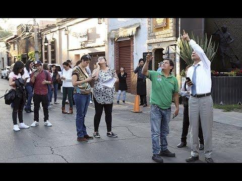 Mexico earthquake slams country's capital and Oaxaca state