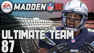 Madden 15 Ultimate Team - 4th of July Ep.87