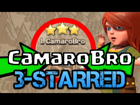 Clash Of Clans | CLASH WITH CAM GETS 3-STARRED! | Past Used By Vs. BarbariaNParty Arranged War