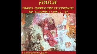 Fibich: Image Op. 41 No. 44