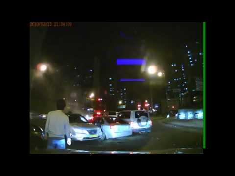 Terrible accident  Hyundai   Terrible accidente Hyundai (Hyundai Sudden Acceleration defect)