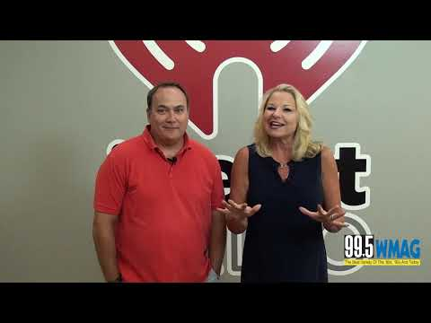 None - Lora and Matt update what to expect Monday 8/19/2019 on 99.5 WMAG