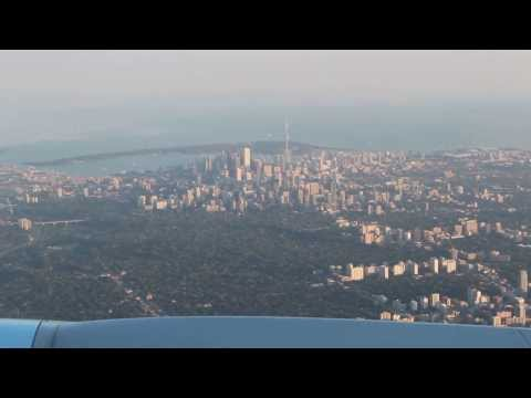 767 Take-off from Toronto (YYZ) to Istanbul