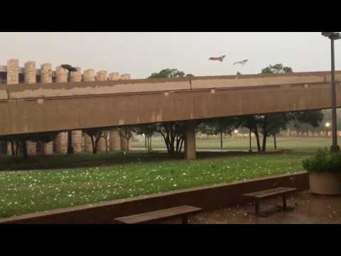 Odessa hail 6-14-2017