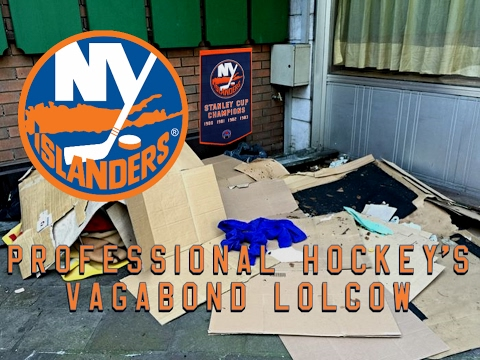 The New York Islanders - Professional Hockey's Vagabond Lolcow