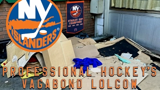 The New York Islanders - Professional Hockey's Vagabond Lolcow