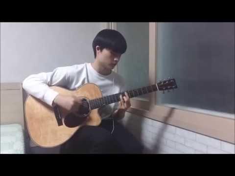 (Adam Levine) Lost Stars - Fingerstyle guitar