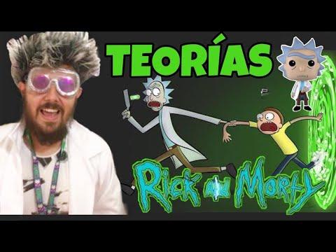 Teorías sobre la 4ta Temporada de RICK Y MORTY | FUNKOS | por el DrStrategas