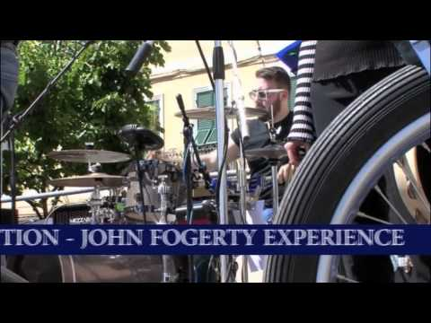 Promo The Premonition - John Fogerty Experience