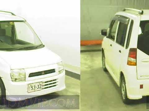 1998 MITSUBISHI TOPPO BJ  H42A