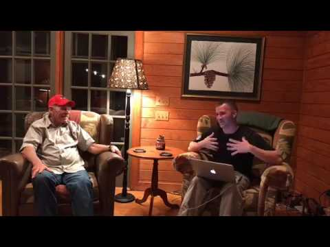 Facebook Live with Celebrity Dog Trainer Nick White and Bird Dog Trainer George Hickox