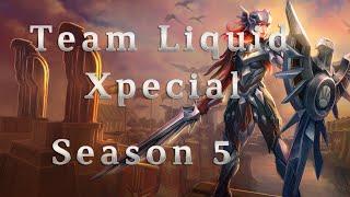 Team Liquid Xpecial Leona Support vs Blitzcrank season 5 Patch 5.14