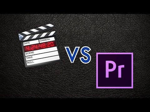 Final Cut Pro vs. Premiere Pro | Shanks FX | PBS Digital Studios