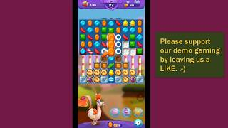 Candy Crush Friends Saga  level 681 ~ NO BOOSTERS ~ NEW EPISODE!!!