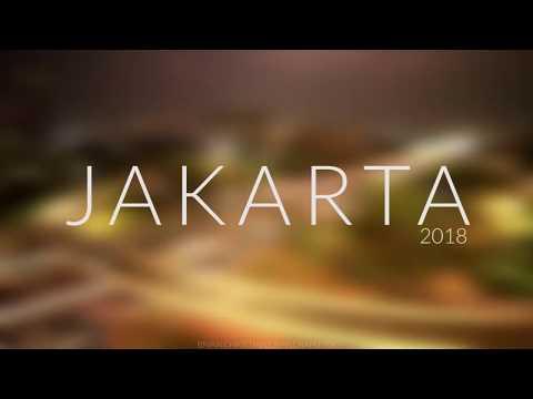 TimeLapse: 15s of Jakarta, Indonesia (2018)