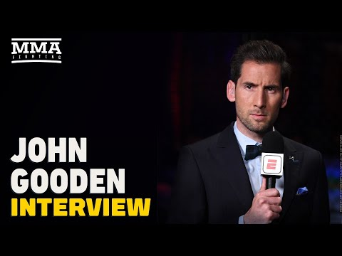 John Gooden Talks 'Phenomenal' Sean O'Malley Performance, Raising Money For UK Gyms - MMA Fighting
