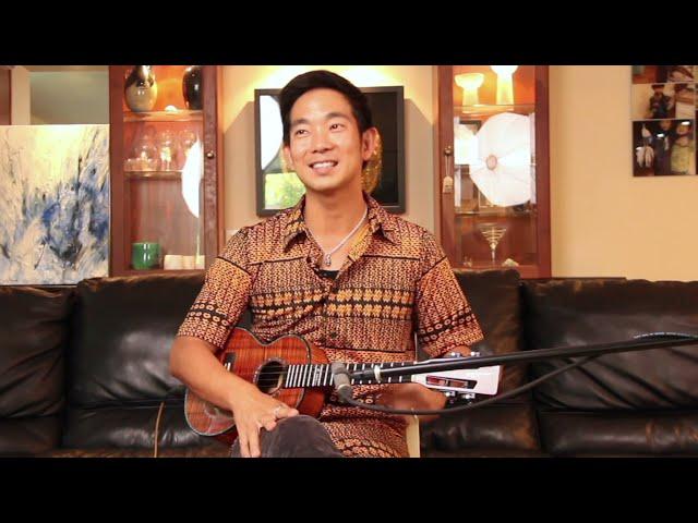 Jake Shimabukuro w/ Moon Taxi - Jake talks about the single.