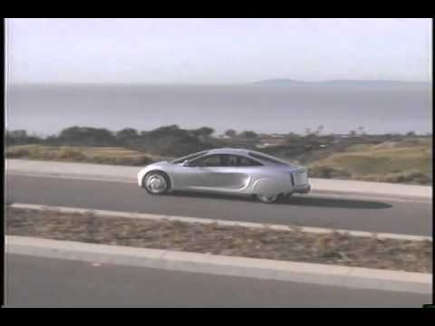 Chrysler Aviat Concept Vehicle 1994 Youtube
