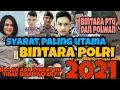 Cara Daftar Polisi 2021 - Syarat Utama Bintara Polri PTU dan Polwan 2021 patokan dari 2020 Part 1